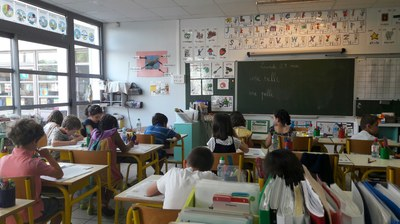 classe de primaire (2)