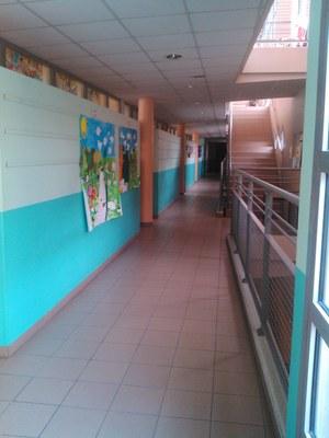 couloir des CE2 et CM1