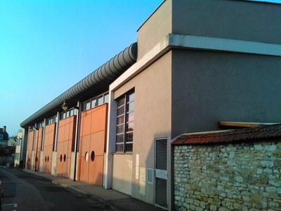 ecole façade